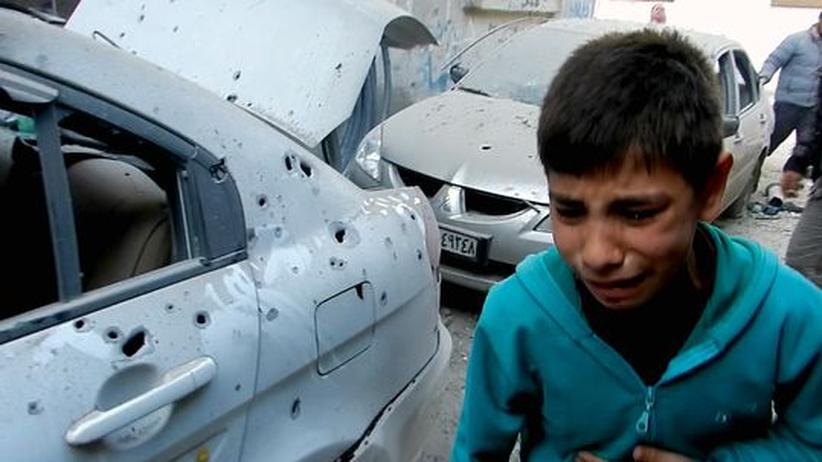 Syrien: Syrische Armee weitet Angriffe auf Protestbewegung aus