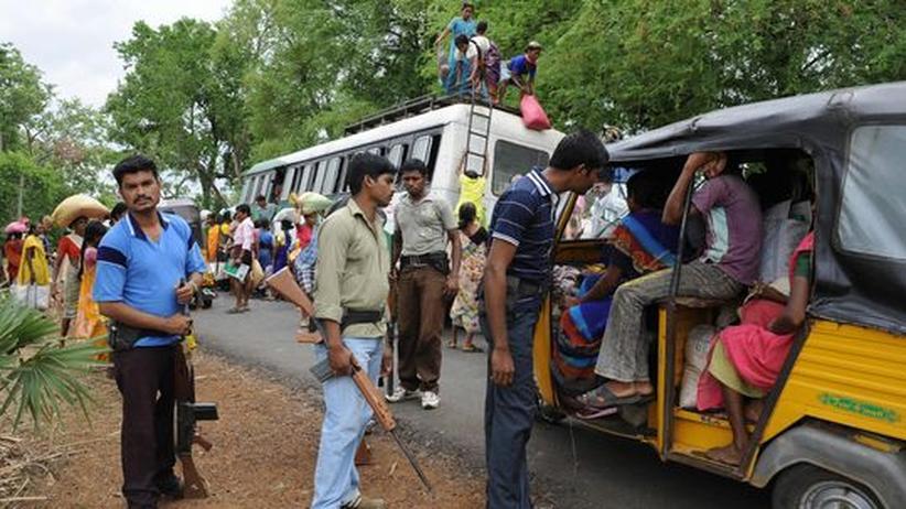 Indien: Indiens Maoisten nehmen Italiener als Geiseln
