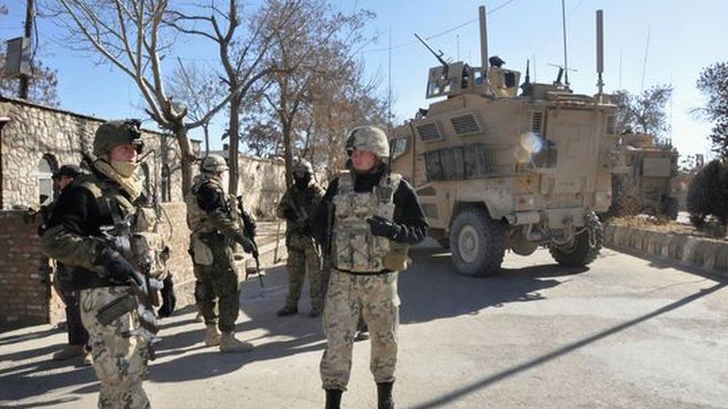 Afghanistan-Einsatz: US-Soldat erschießt Zivilisten