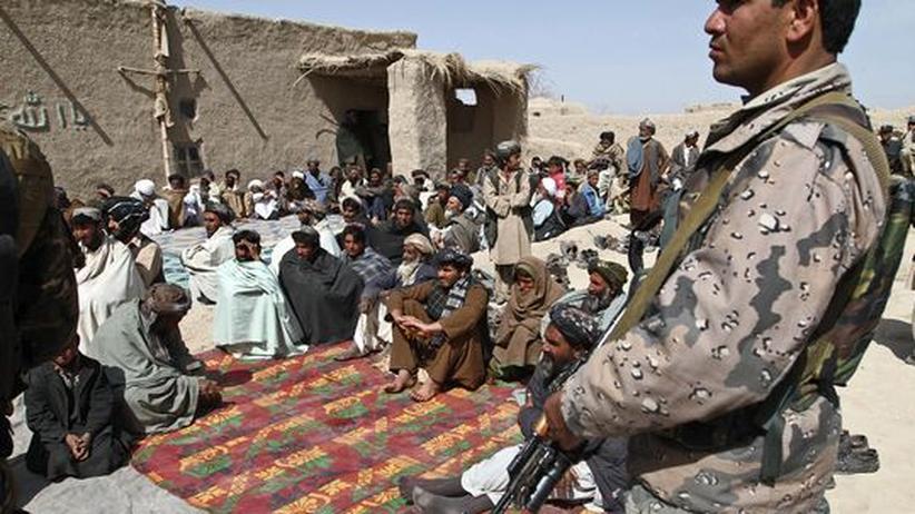 Afghanistan: US-Soldat soll bei Massaker alkoholisiert gewesen sein