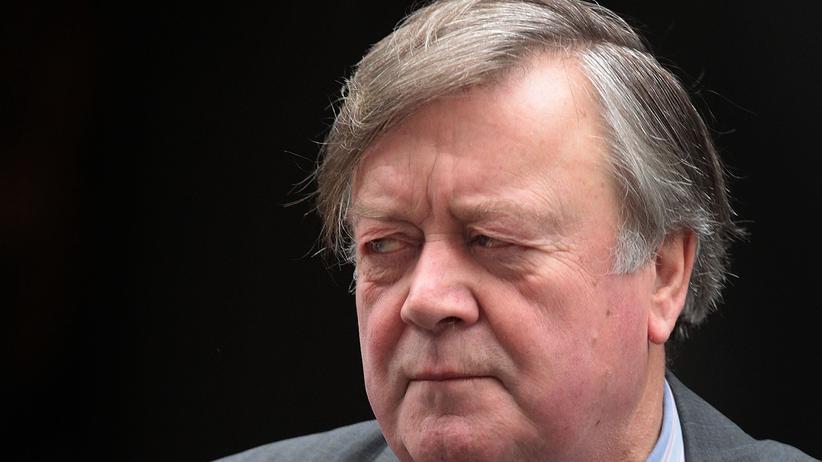 """Kenneth Clarke: """"Ich habe Verständnis für Angela Merkel"""""""