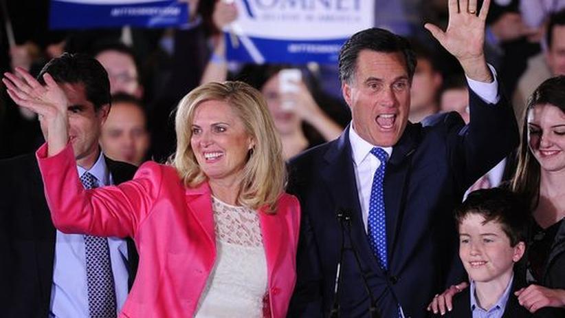 Super Tuesday: Romney gewinnt sechs Staaten, Santorum drei
