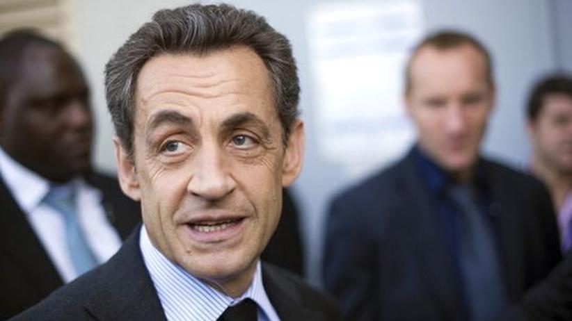 """Präsidentenwahl: Die Kandidaten umgarnen das """"Frankreich des Nein"""""""