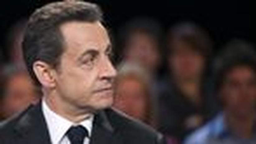 Nicolas Sarkozy: Wollen Sie den wirklich, Frau Merkel?