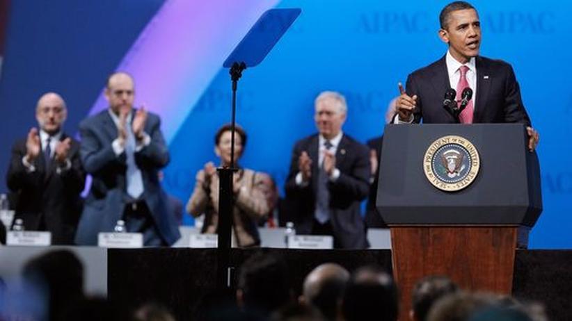 US-Außenpolitik: Obamas Gewaltversprechen an Israel
