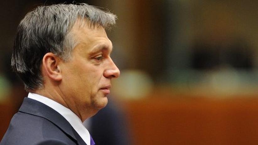 Vertragsverletzung: EU-Kommission gibt Ungarn einen Monat Zeit