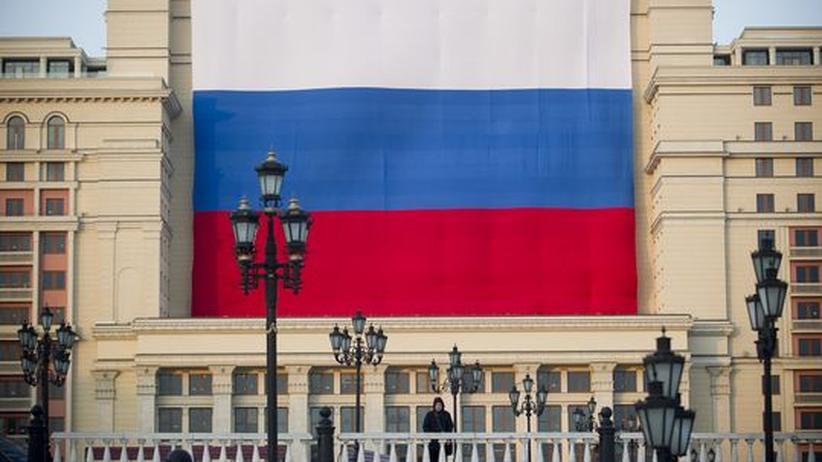 Nach der Wahl: Das russische Bärchen