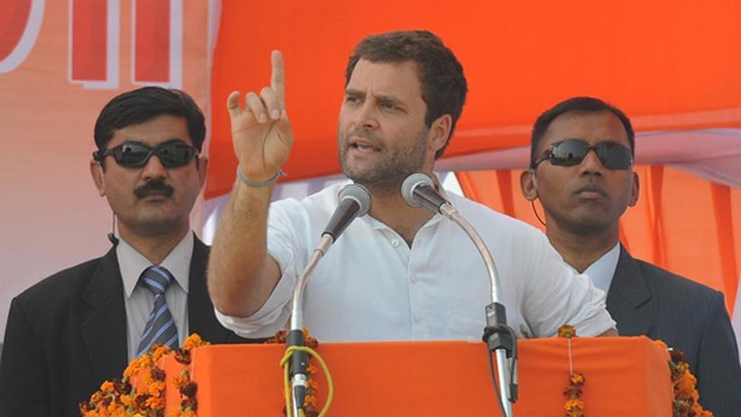 Rahul Gandhi: Ihn schickt der Himmel