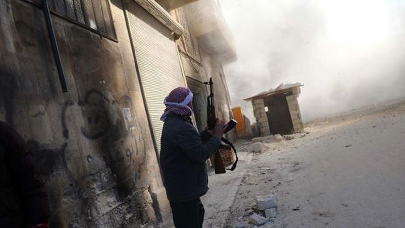 Intervention: Kämpfe in Idlib im Norden Syriens