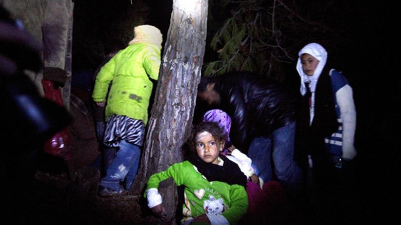 Syrien-Krieg: Die Schreckensberichte der Syrien-Flüchtlinge