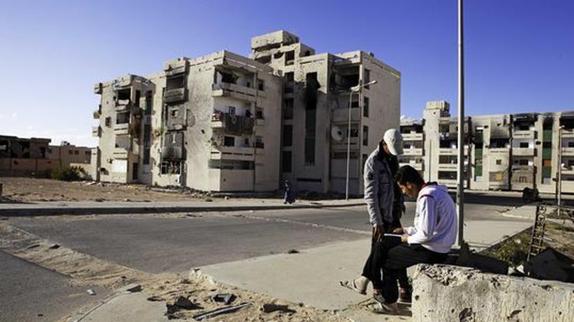 """Libyen: """"Gaddafi war nicht gut, die Revolutionäre sind schlimmer"""""""