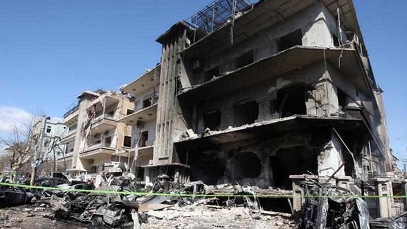 Syrien: Offenbar heftige Gefechte in Damaskus