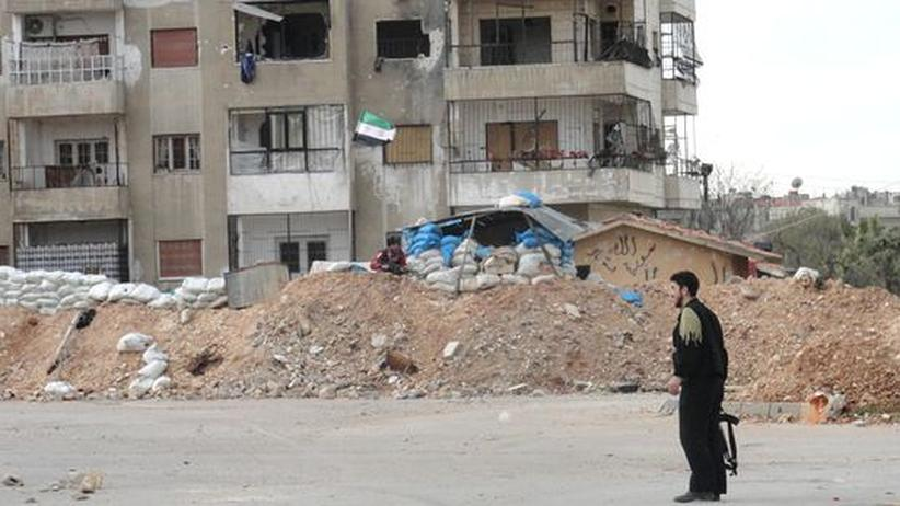 Sturm auf Baba Amr: Syrische Opposition berichtet von Festnahmen und Exekutionen