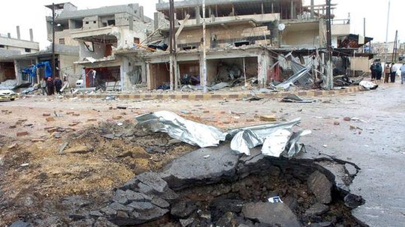 Syrien: Assad verstärkt Angriffe in Homs