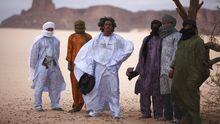 Die Band Tinariwen