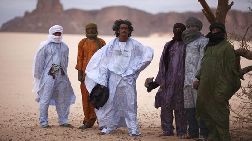 Tuareg-Band Tinariwen: Nomaden zwischen Gitarre und Kalaschnikow