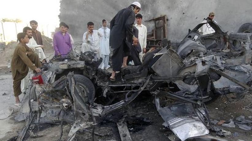 Angriff der Taliban: Afghanische Polizei beendet stundenlange Gefechte in Kabul