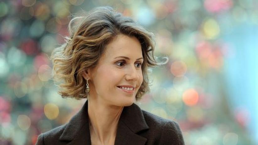 Asma al-Assad: Die Realität hat Syriens First Lady eingeholt