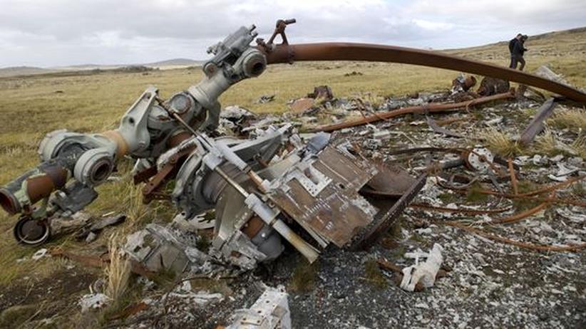 Falklandkrieg: Londons teure Atlantik-Enklave