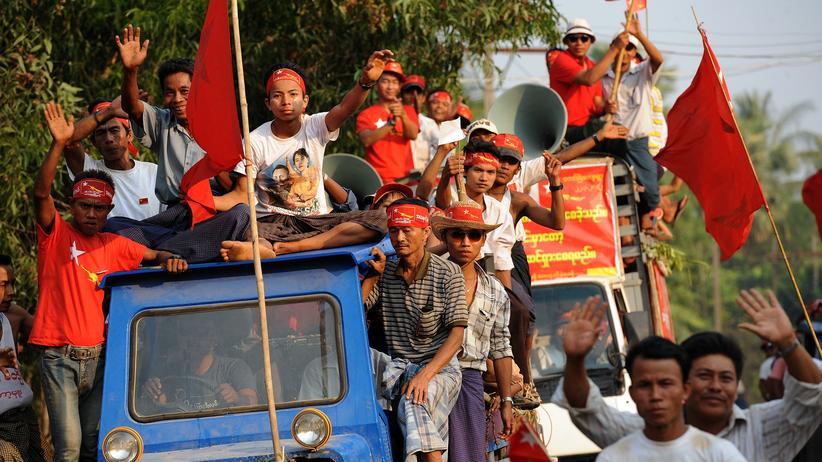 Demokratisierung: Birmas Führung braucht positive Anreize