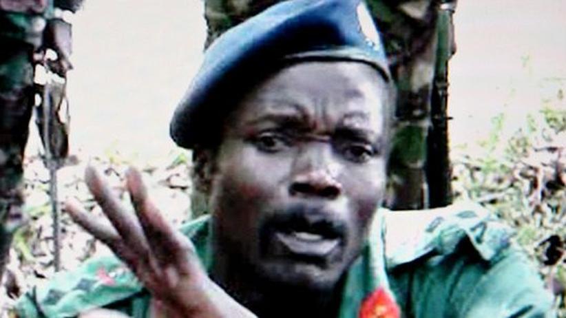 Joseph Kony, Kriegsverbrecher aus Uganda