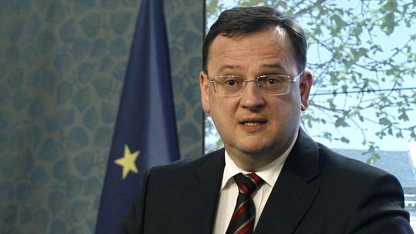 Koalitionskrise: Tschechiens Regierung löst sich auf