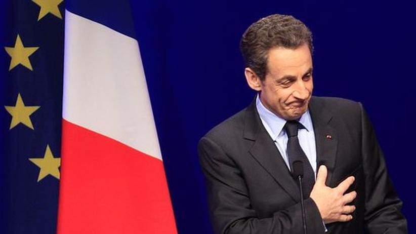 Präsidentschaftswahl: Hollande und Sarkozy rüsten sich für Stichwahl