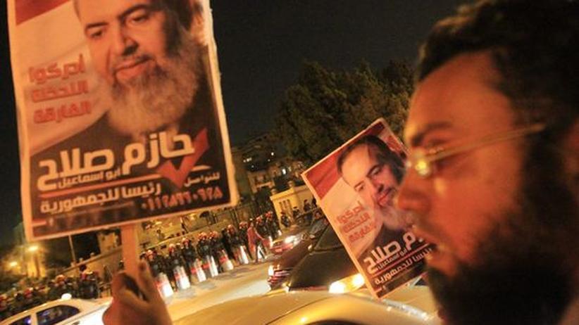 Wahl in Ägypten: Vereint haben Muslimbrüder und Salafisten noch eine Chance