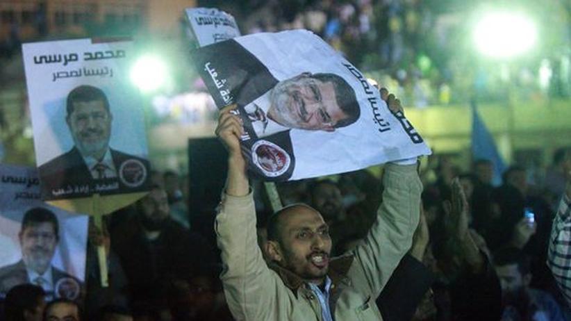 Ägypten: 13 Kandidaten kämpfen um Mubaraks Nachfolge
