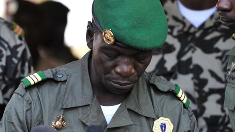 Putsch: Militärjunta vereinbart Machtübergabe in Mali