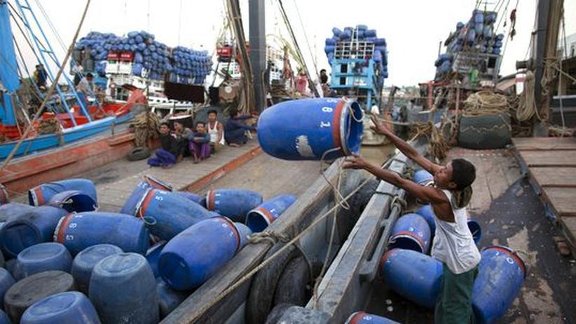 Reformprozess: EU will Sanktionen gegen Birma aussetzen