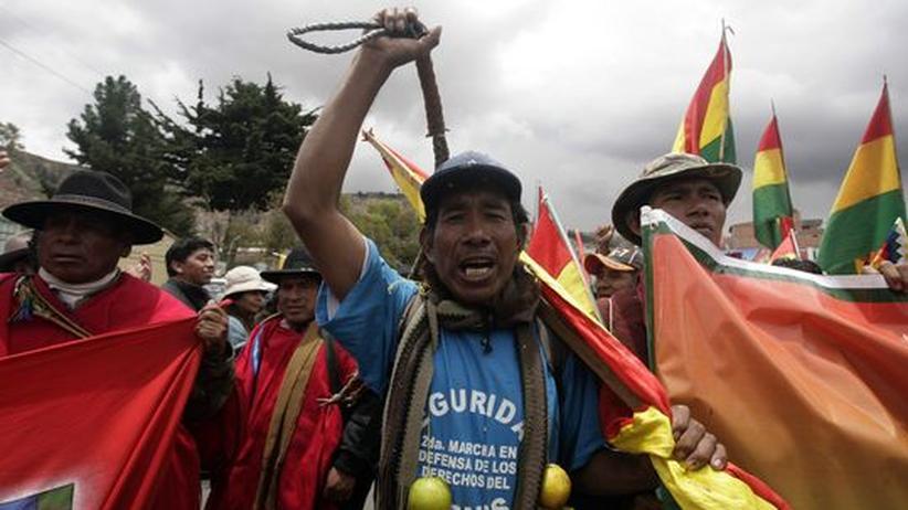 Lateinamerika: Machtfaktor Ureinwohner