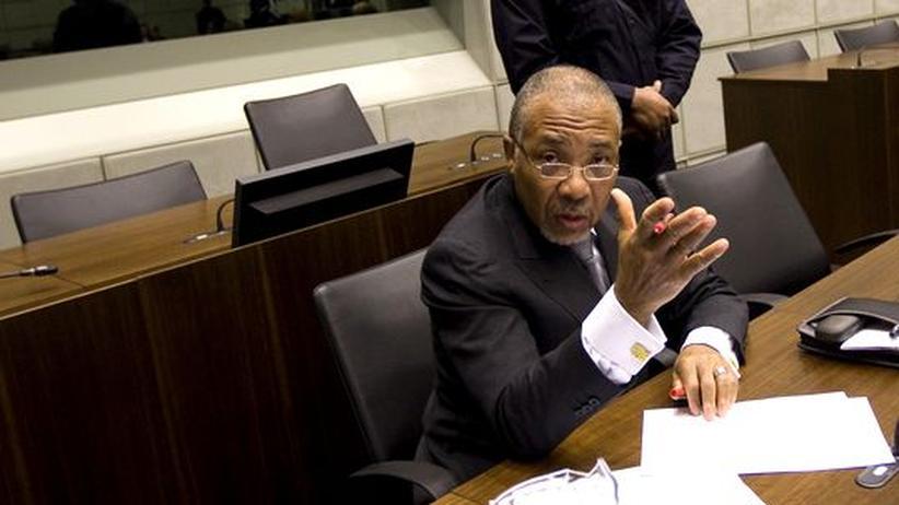 Kriegsverbrechen: Sondertribunal spricht Ex-Diktator Taylor schuldig