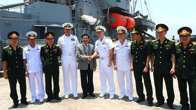 China: Maritimer Machtkampf in Ostasien
