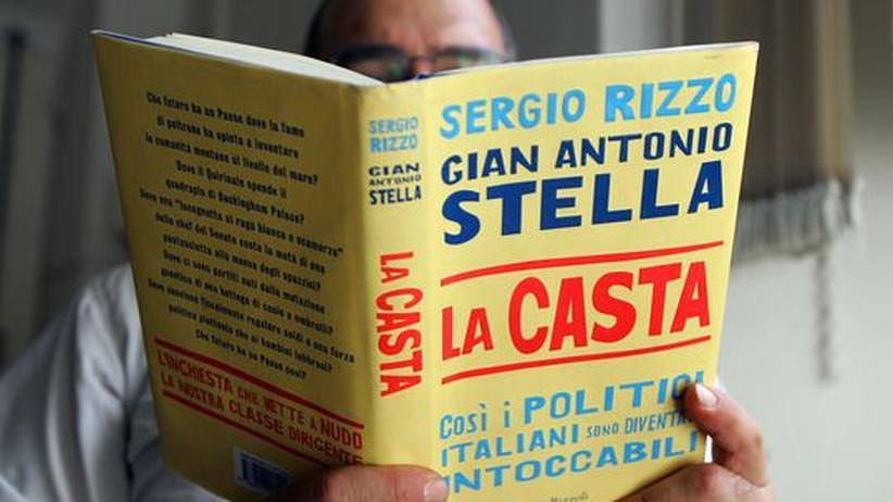 Korruption: Italiens Parteien auf Entzug