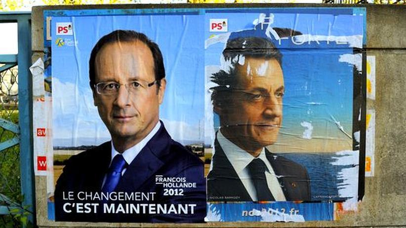 Frankreich: Hollande und Sarkozy umwerben rechtsextreme Wähler