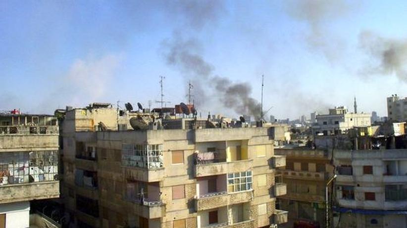 Syrien: Bürgerkrieg am Wendepunkt