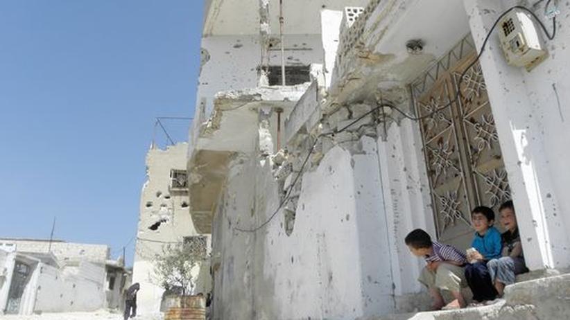 UN-Friedensplan: Annan verlangt Truppenrückzug von Assad
