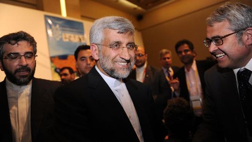Atomstreit: USA loben erste Verhandlungsrunde mit dem Iran