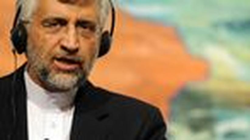 Iran-Konflikt: Uran gegen Sanktionen