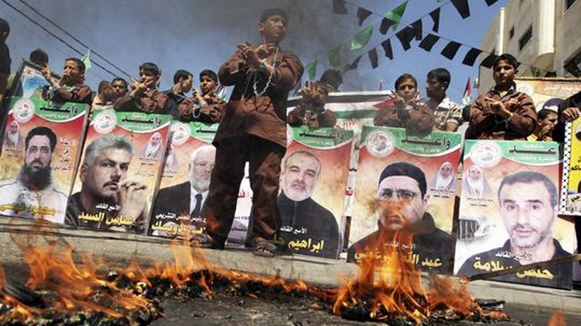 Israel: 1.200 palästinensische Häftlinge im Hungerstreik