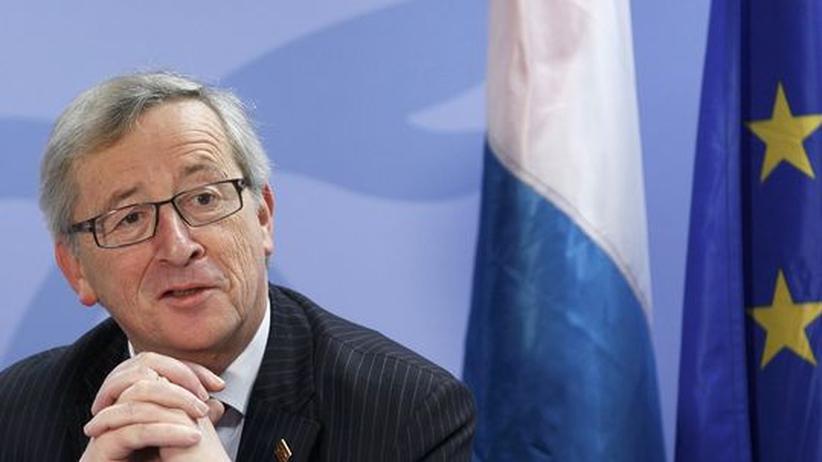 Jean-Claude Juncker: Europa, das war ich