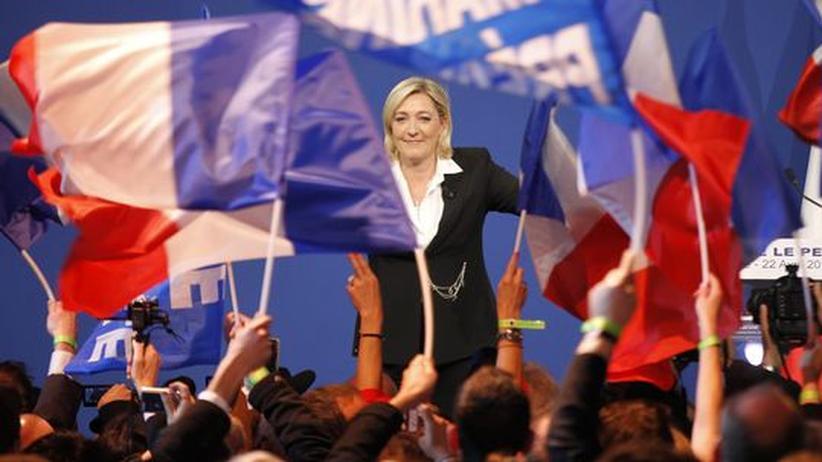 Le-Pen-Erfolg: Anti-Haltung ist alarmierend