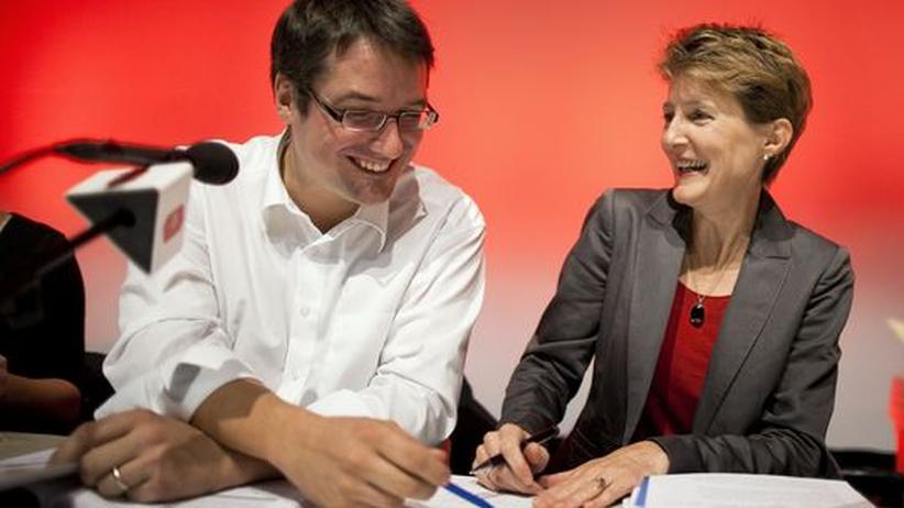 Schweizer Sozialdemokraten: Eine Partei wagt den Ausbruch