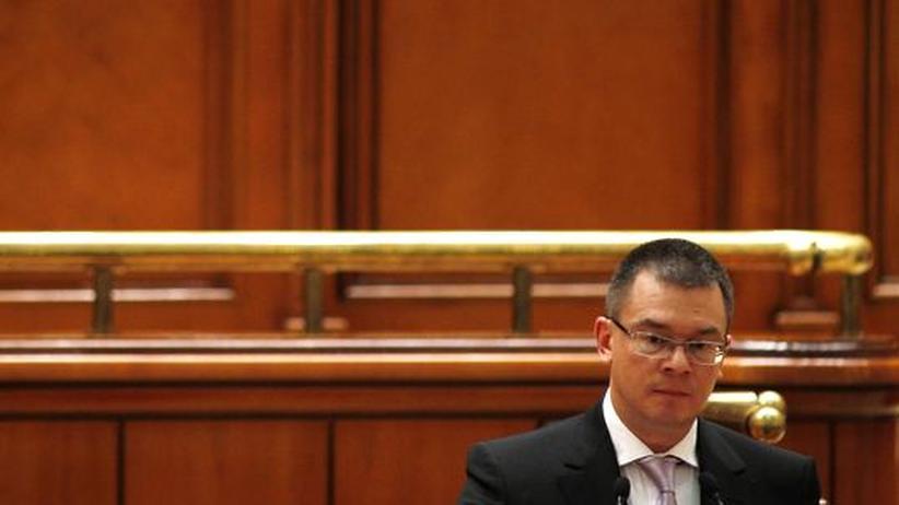 Misstrauensvotum: Rumäniens Regierung gestürzt