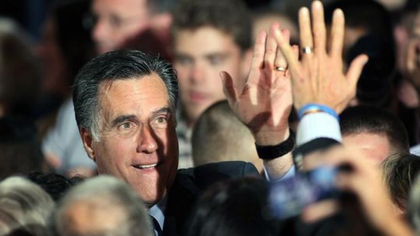 Mitt Romney: Die US-Vorwahlen sind gelaufen