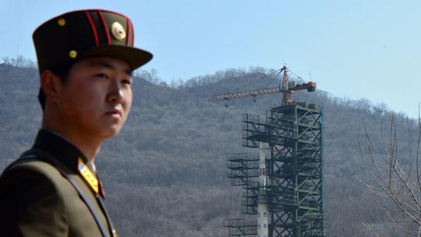 """Langstreckenrakete: """"Tut das nicht"""", warnen die USA Nordkorea"""