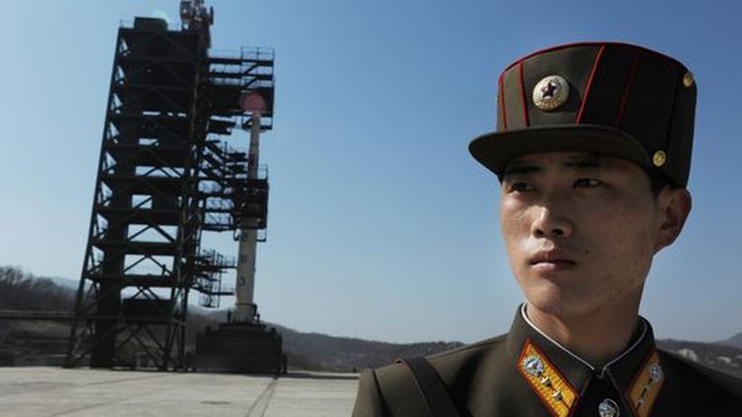 Atom-Konflikt: Anzeichen für Atomtest-Vorbereitungen in Nordkorea
