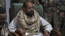 Saif al-Islam in den Händen der Miliz in Sintan