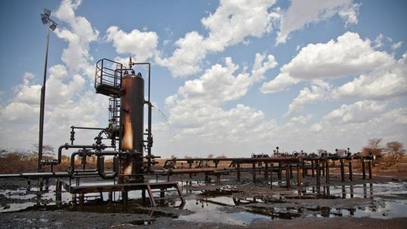 Sudan: Hunderte sterben im Kampf um ein Ölfeld